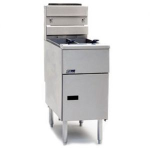 Commercial Fryer 45-50 Lb. Stainless Tank Gas