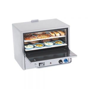 Pizza Oven, 31-1/2W x 21D, Gas