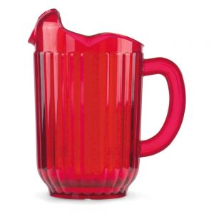 Vollrath 6010-22 Tuffex™ 60 oz Deluxe Three-Lipped Pitcher