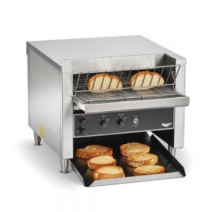 High Capacity Conveyor Toaster - 2,000 Slices/Hour, 220