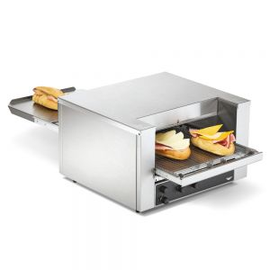 "Countertop Conveyor Sandwich and Pizza Toast / Bake Oven - 14-1/2"" Wide Conveyor (240 Volts)"