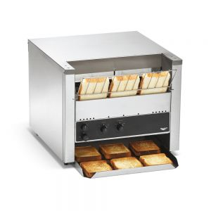 "Bread & Bun Conveyor Toaster - 3"" Clearance, 950 Slices/Hour, 220 Volt"