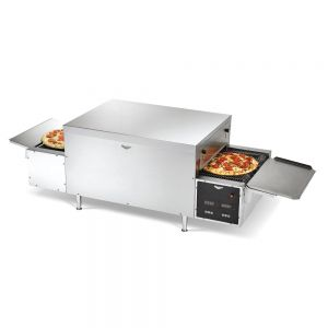 "Maestro Countertop Digital Conveyor Pizza Oven - 15 (16"") Pizzas/Hour, 220 Volt"