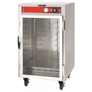 Mobile Heated Cart, Non-Insulated, 9 Sheet Pans