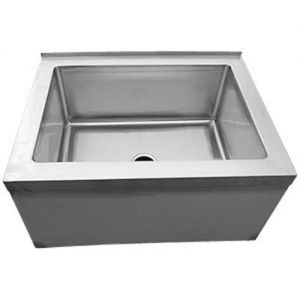 Floor Mop Sink, 16 x 20 x 12 Inches, NSF