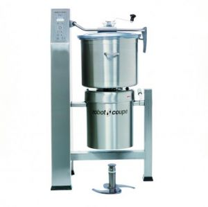 47 Qt. Commercial Floor Standing Blender/Mixer – 13.5 HP, Two Speeds