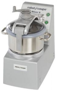8 Qt. Commercial Countertop Blender/Mixer - 3 HP, Two Speeds