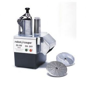 Commercial Food Processor, Continuous Feed