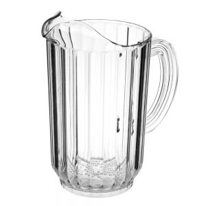 72 Ounce Bouncer Pitcher, Clear