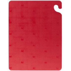 Red Cutting Board 12x18x1/2