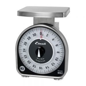 MS-Series NSF Listed Dial Scale, 2 Lb / 32 Oz