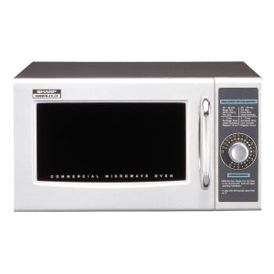 Medium Duty Microwave Oven - 1000 Watts (Electronic Dial Timer)