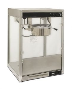 Silver Screen Popcorn Machine - 14Oz