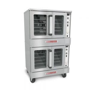 Double Deck Gas Convection Oven
