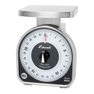 MS-Series NSF Listed Mechanical Dial Scale