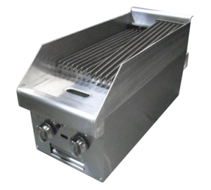 """12"""" Countertop Gas Radiant Charbroiler"""