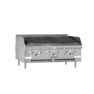 """Southbend HDC-36 36"""" Countertop Gas Radiant Charbroiler"""