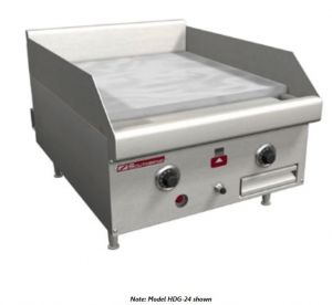 """18"""" Manual Control Gas Griddle"""