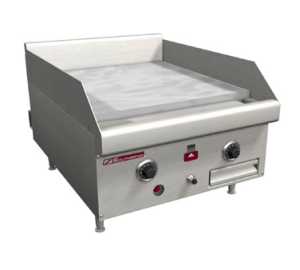 """24"""" Thermostatic Control Gas Griddle"""