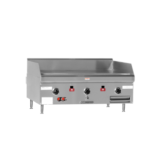 """36"""" Thermostatic Control Gas Griddle"""