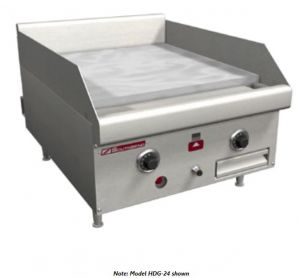 """Southbend HDG-48-M 48"""" Manual Control Gas Griddle"""