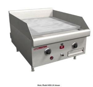 """48"""" Thermostatic Control Gas Griddle"""