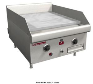 """60"""" Manual Control Gas Griddle"""