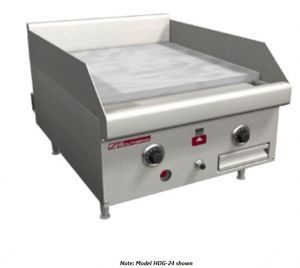 """60"""" Thermostatic Control Gas Griddle"""
