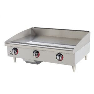 Electric Griddle 36 Inch 208 or 240 Volt
