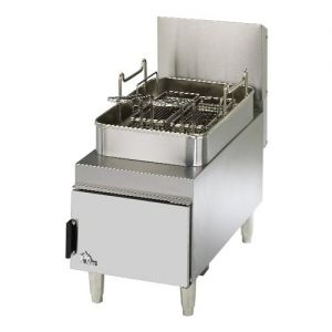 Star-Max Countertop Fryer 15 Lb. Gas