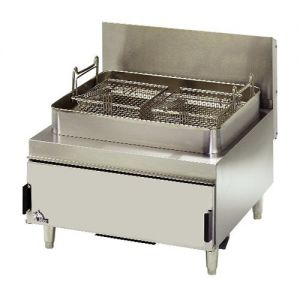 Star-Max Countertop Fryer 30 Lb. Gas