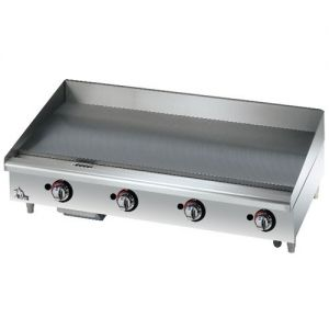 Griddle 48 Inch Manual Control Gas