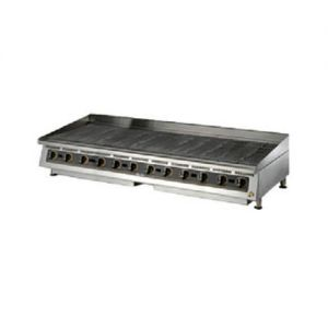 Ultra-Max Radiant Charbroiler 72 Inch Gas