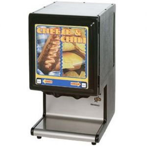 Hot Food Two Product Dispenser Electric 120v