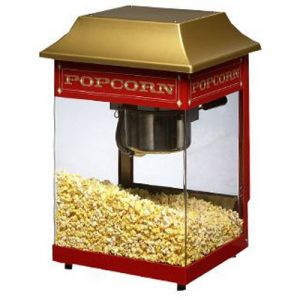 Mini Popcorn Machine, 4 Oz. Kettle