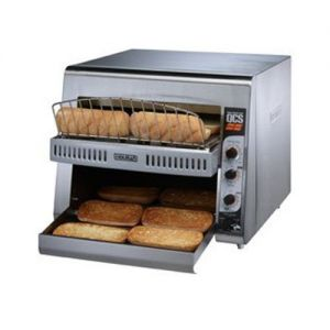Conveyor Toaster, 950 Slices per Hour, 208v or 240v