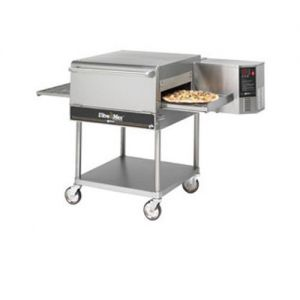 Impingement Gas Conveyor Oven 18 inch Wide