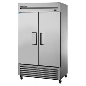 "47"" Two Door Reach-In Commercial Freezer"