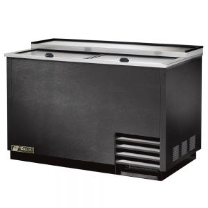 Glass & Plate Chiller, 50 Inch Wide, Black