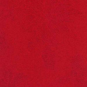 Season's Greetings Red Linen Napkins 20x20 Inch Square