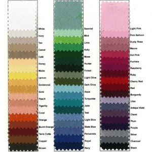Woven Polyester Tablecloth 132 Inch Round