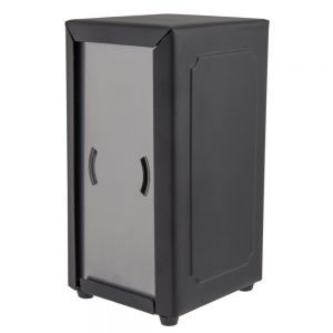 Full Size Black Napkin Dispenser