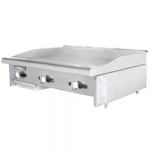 Radiance Griddle, Countertop, Gas, 36 Inches Wide
