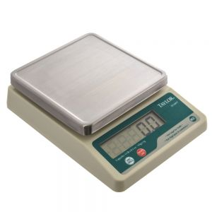 Compact Portion Control Scale - 11 lb. x .1 oz Capacity