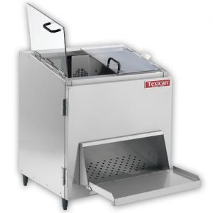 Tortilla Chip Dispenser, 22 Gallon Capacity