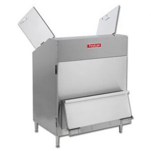 Tortilla Chip Dispenser, Pass-Thru, 44 Gallon Capacity