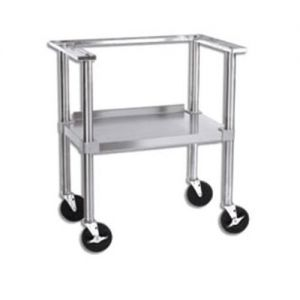 Portable Stand for Texican TCD-1 Series Chip Warmers, Stainless Steel