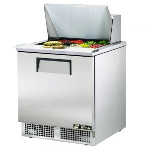 Food Prep Table, One Door, 32 Inches