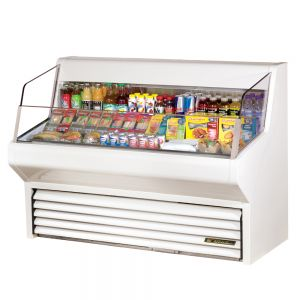Horizontal Air Curtain Refrigerated Merchandiser, 60 Inch