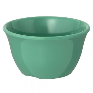7 Oz Melamine Bouillon Cup - Color Green